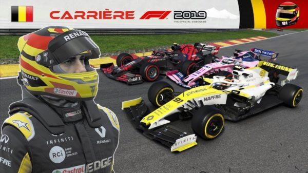 F1 2019 - Carrière S2 #35 : Ridiculisé devant mes supporter ?