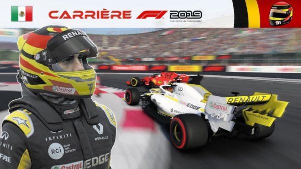 F1 2019 - Carrière S2 #40 : Casse moteur décisive !