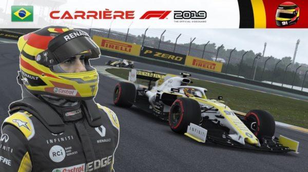 F1 2019 - Carrière S2 #42 : Vettel est INTOUCHABLE !