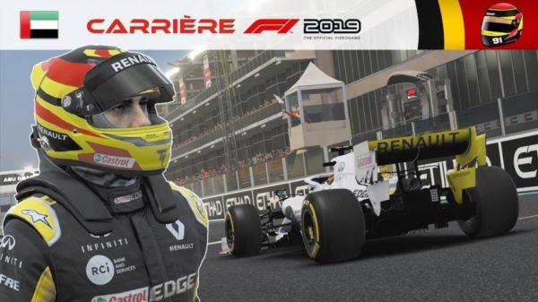F1 2019 - Carrière S2 #43 : FINALE Maxou VS Vettel pour le titre !