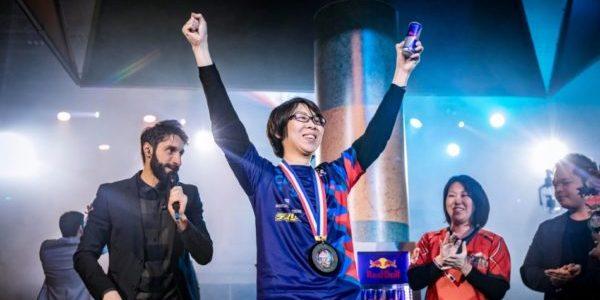 "Red Bull Dragon Ball FighterZ World Tour - Goichi ""GO1"""