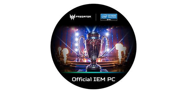 Acer Predator IEM Official