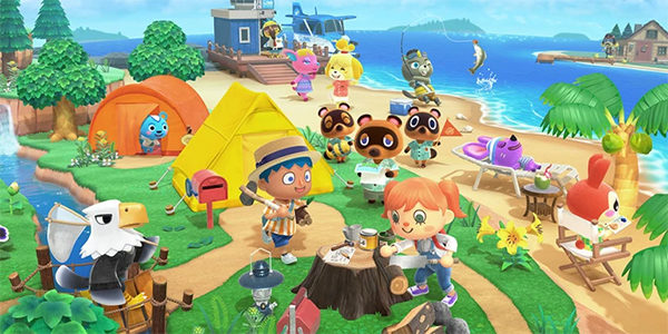 Animal Crossing: New Horizons RTK 2020