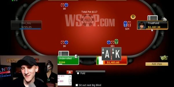 twitch poker streaming