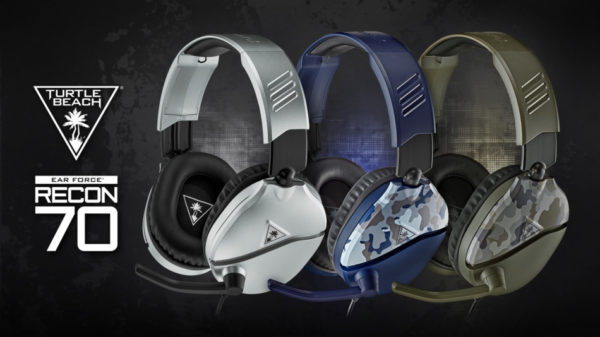 Recon 70 Turtle Beach NEW COLORS