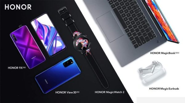 HONOR MWC 2020
