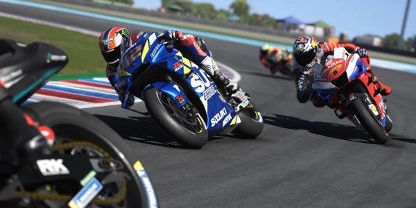 MotoGP 20 MotoGP20