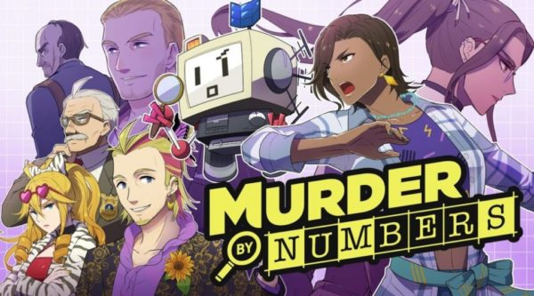 Murder by Numbers sortira le 5 mars sur Nintendo Switch