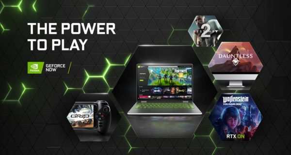 NVIDIA GeForce Now RTK