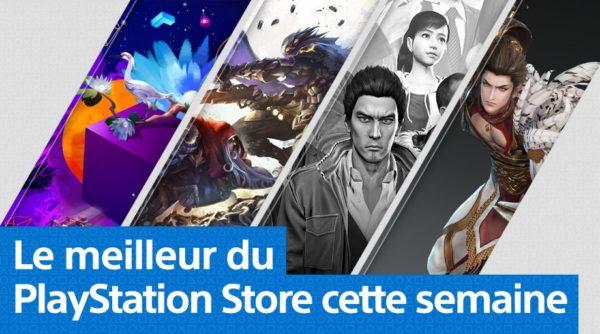 PS Store PlayStation Store - Mise à jour du 10 février 2020