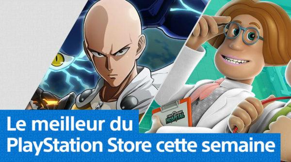 PS Store PlayStation Store - Mise à jour du 24 février 2020