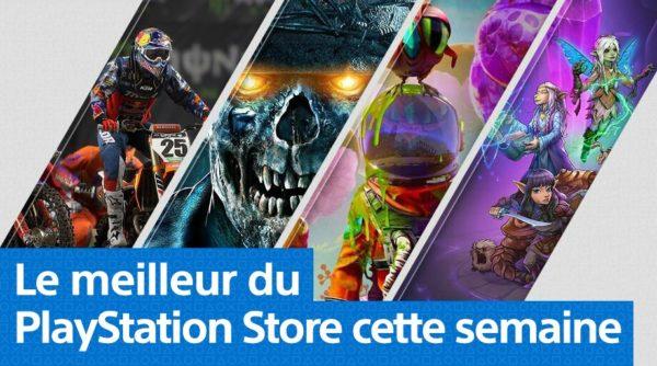 PlayStation Store PS Store - Mise à jour du 3 février 2020