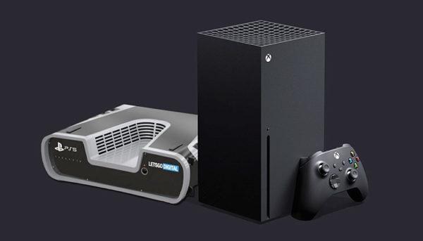 PS5 et Xbox Series X