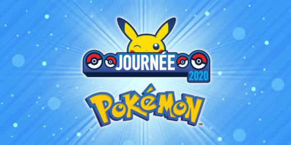 Journée Pokémon 2020