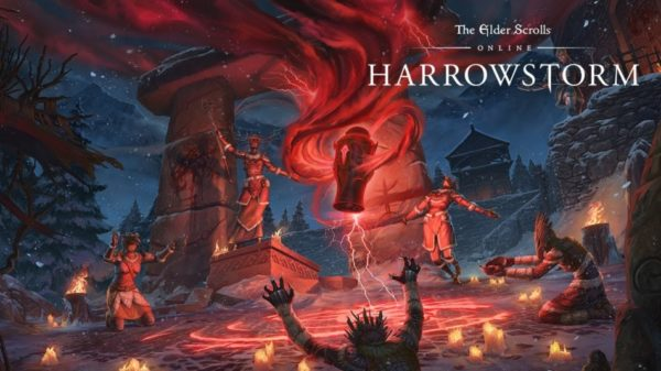 The Elder Scrolls Online : Harrowstorm