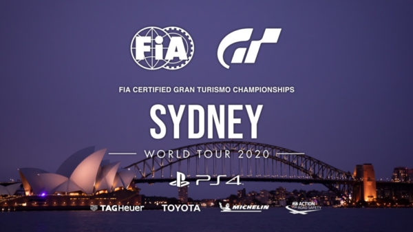 FIA GT Sport Championships 2020 - World Tour : Sydney