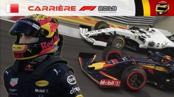 F1 2019 - Carrière S3 #45 : Le cheval cabré indomptable !