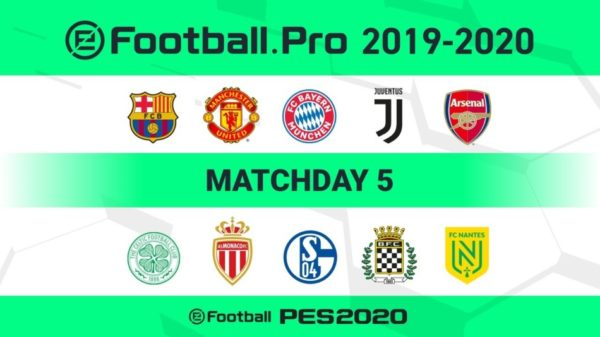 eFootball.Pro - Matchday 5