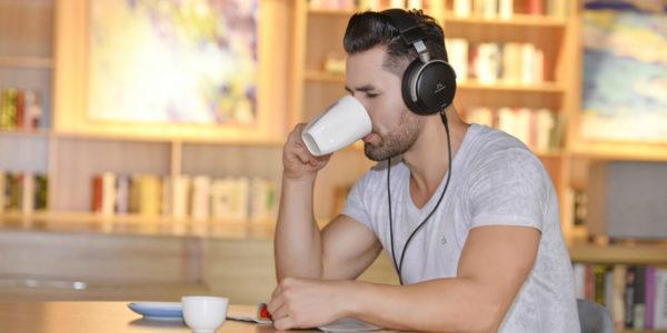 SoundMAGIC casque Hi-Fi HP 1000