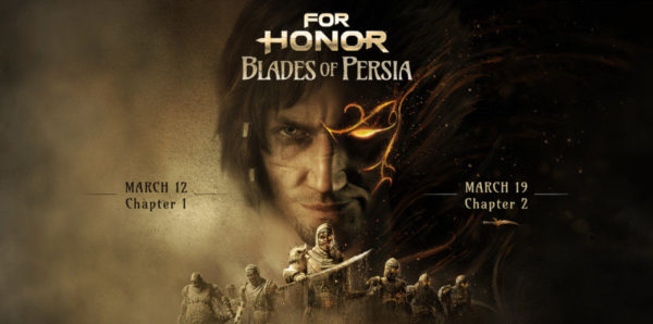 Blades of Persia - Prince of Persia x For Honor