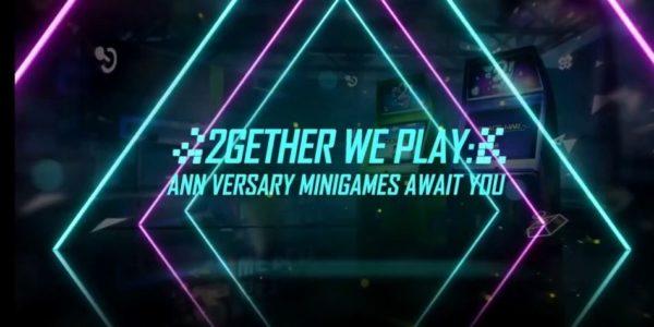 PUBG Mobile annonce une saison anniversaire intitulée « 2Gether We Play »