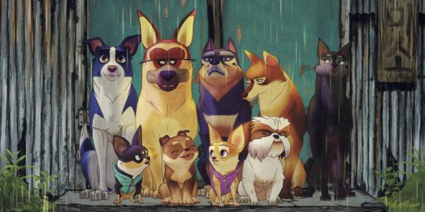 Nous, Les chiens