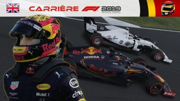 F1 2019 – Carrière S3 #53 : DANS LE MUR !