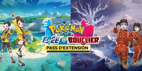 Pokémon Épée et Pokémon Bouclier – De nouvelles informations sur le Pass d'extension dévoilées