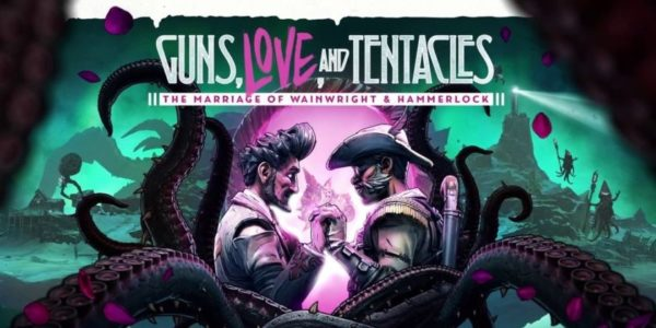 Borderlands 3 - Flingues, Amour et Tentacules : Le Mariage de Wainwright & Hammerlock