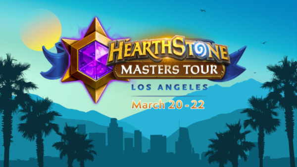 Hearthstone Masters Tour Los Angeles
