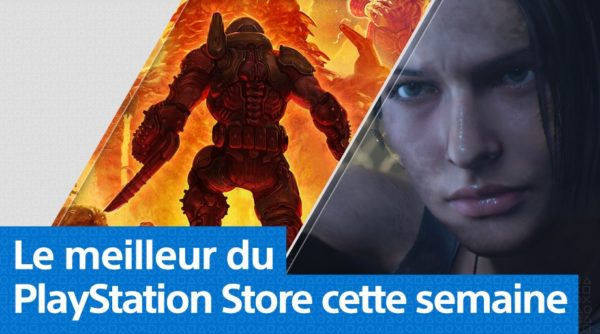 PlayStation Store PS Store 16 mars 2020