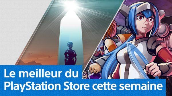 PlayStation Store PS Store - Mise à jour du 2 mars