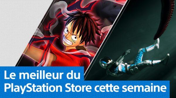 Playstation Store PS Store - Mise à jour du 23 mars 2020