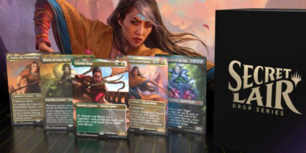 Magic: The Gathering - Wizards of the Coast : Secret Lair: International Women's Day 2020
