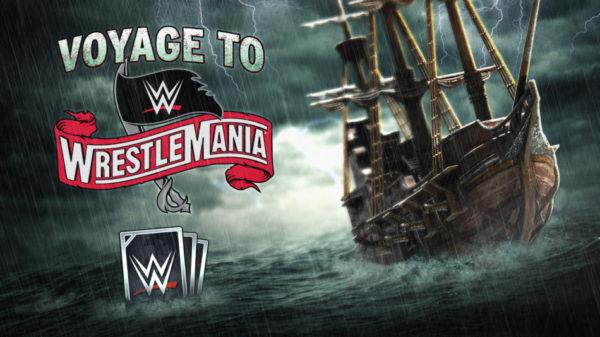 WWE SuperCard - Voyage vers Wrestlemania