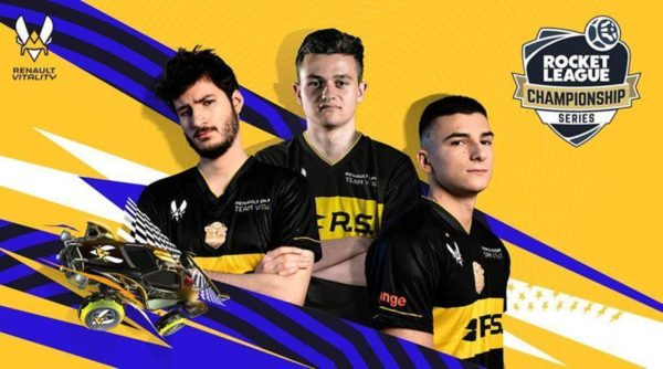 Renault Vitality x Rocket League Championship