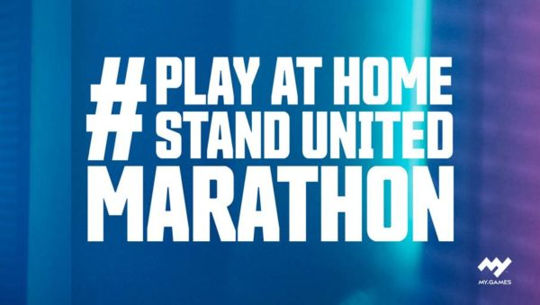#PlayAtHomeStandUnited