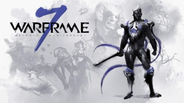 Warframe - Digital Extremes sept ans anniversaire