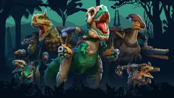 Dino Squad Pixonic