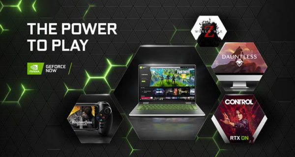 NVIDIA GeForce NOW 27 Mars