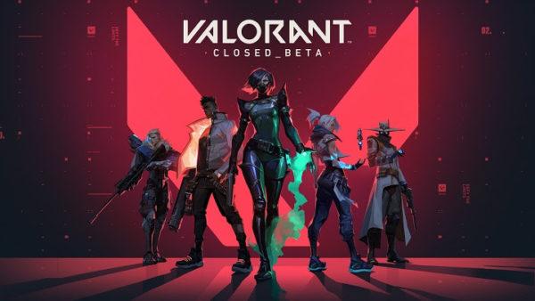Valorant - Bêta fermée AVRIL