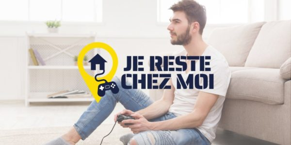 #JeResteChezMoi World Gaming Federation