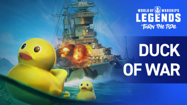 World of Warships: Legends - Duck of War