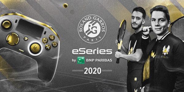 Roland-Garros eSeries by BNP Paribas x Vitality 2020