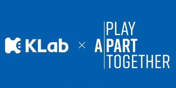KLab x #PlayApartTogether