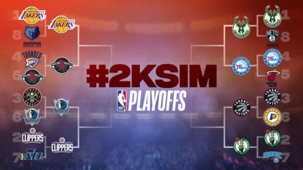 2K NBA 2K20 2KSIM #2KSim