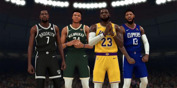 2K NBA 2K20 Playoffs Mode Nation MonJOUEUR