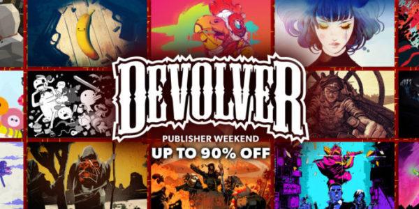 Devolver Digital Publisher Weekend