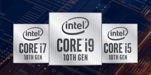 Intel Core série H de 10e génération