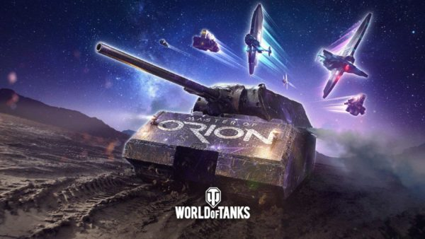 Master of Orion x World Of Tanks